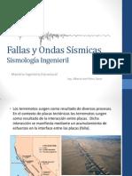 20140719 Clase 2 Fallas y Ondas Sísmicas