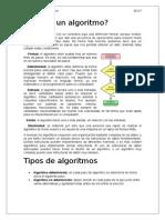 Algoritmo y diagrama de flujo c++