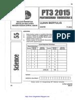 PT3 Kedah Sains