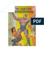 Phantom Comics Cold Fire Worh Sippers