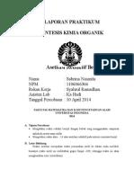 Asetilasi Reduktif Benzil sabrina.docx