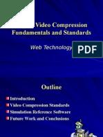 Digital Video Compression Fundamentals and Standards