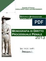 Monografia Di Procedura Penale