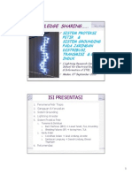 KNOWLEDGE SHARING - 2 - Proteksi Petir - PLN P3BS - 07 Sep 2015 - A.pdf