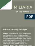 MILIARIA