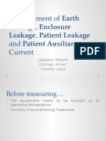 Measurement of Currecurrentsnts