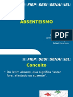 ABSENTEISMO