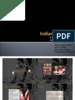 indian wedding presentation