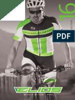 Catálogo Cicli Elios 2016