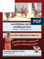 California Native American Day