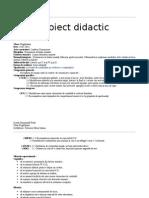 Proiect Didactic Cerc 16 Mai BUN