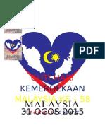 Cuti Hari Kemerdekaan Malaysia Ke