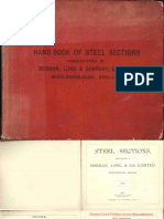 Historic Steelwork 1895 Handbook