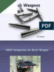 Hi - Tech Weapons