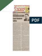 ROBERT SERBAN - CAND RAMANEM TABLOU