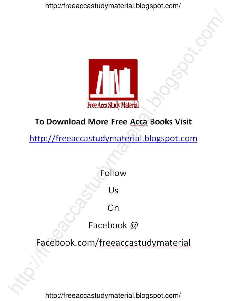 Acca bpp p3 text bookpdf strategic management test assessment fandeluxe Gallery