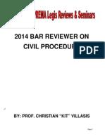 Villasis Notes in Civil Procedure (Suprema Legis).pdf