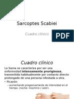 Sarcoptes Scabiei - Cuadro Clinico.