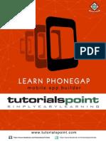 Phonegap Tutorial