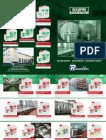 ROMCHIM Catalog Profesionale 2012