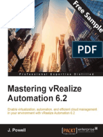 Mastering vRealize Automation 6.2 - Sample Chapter