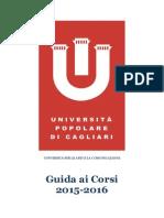 UNIVVGuida ai Corsi dell'Università Popolare di Cagliari