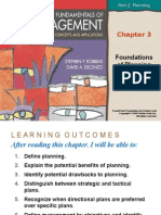 Chapter 2 - Foundations of Planning
