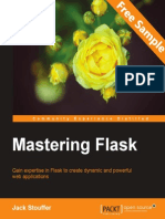 Mastering Flask - Sample Chapter