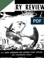 Military Review November 1960