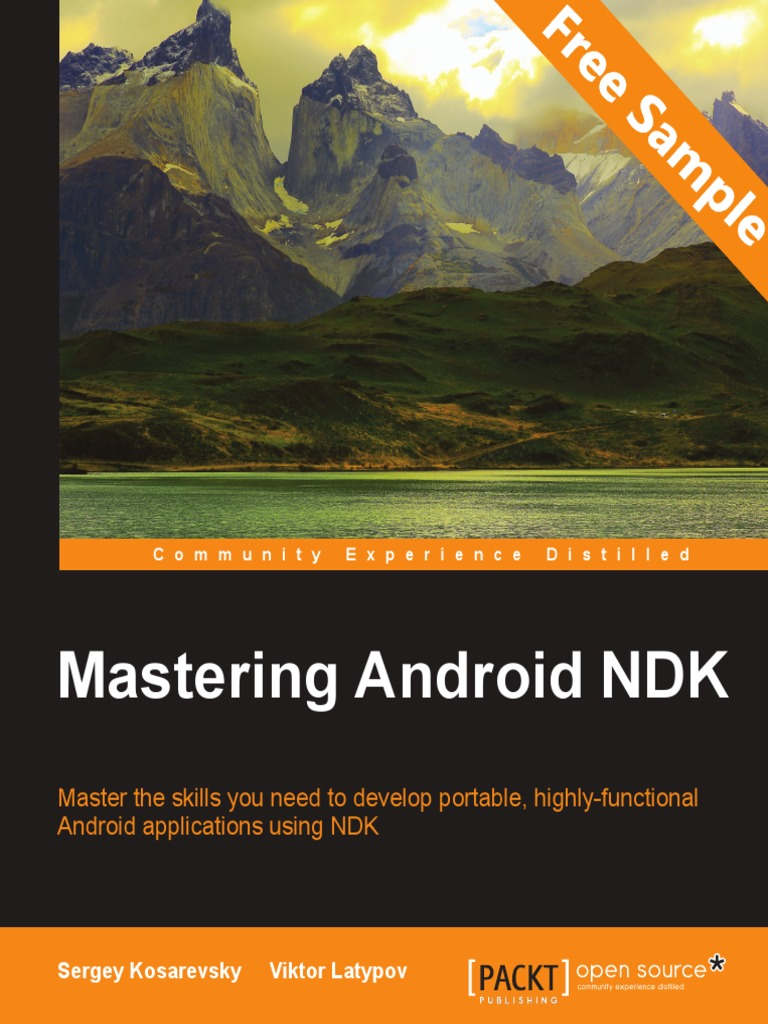 Mastering Android NDK - Sample Chapter   Android (Operating System