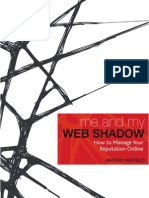 Sample of Me and My Web Shadow - How to Manage Your Reputation Online