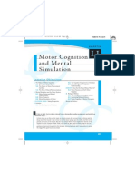 Chapter 11 Motor Cognition, Mental Stimulationpdf