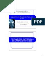 Tratamentos Térmicos, Engenharia Industrial