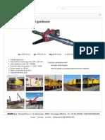 Railway Axle Parallel Input Gearboxes