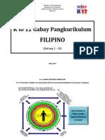 Filipino CG Baitang 1-10 Hulyo 2015