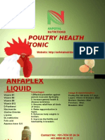 Poultry Health Tonic