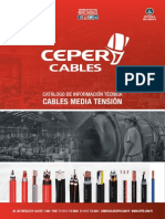 Cables Media Tension