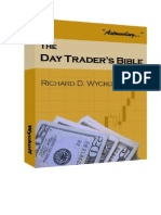 Richard Wyckoff - The Day Traders Bible