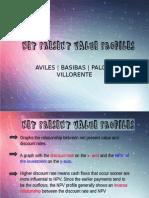 NPV Profiles