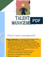 talent management (HR project)