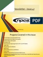 NPCS (Www.niir.Org) Newsletter- 47