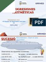 PROGRESION_ARITMETICA