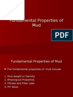 Fundamental Properties of Mud