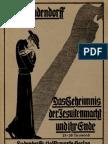 Ludendorff Erich Und Mathilde - Das Geheimnis Der Jesuitenmacht Und Ihr Ende (1929, Scan, Fraktur)