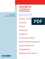 Oferta Generala GLISSANDO 2010 E-mail