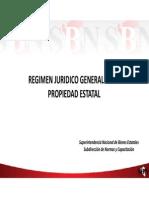 1. Regimen Juridico Snbe