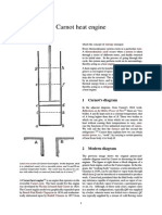 Carnot Heat Engine