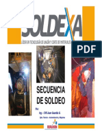secuencia de soldeo para soldadores