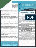 Informativo São Marcos - Capaoutubro2015