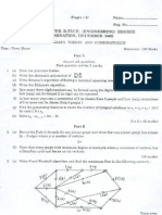 Calicut University BTech Solved Question Papers Fifth It Dec 05